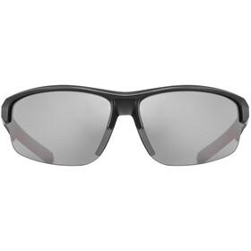 UVEX Sportstyle 226 Brille grey red/litemirror silver